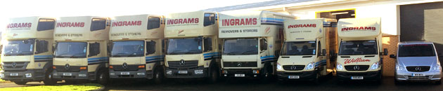 Bishop Auckland Removals and Storage - Ingram's