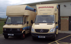 Updating of Ingram's fleet