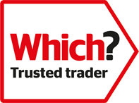 Which? Trusted Trader accredited